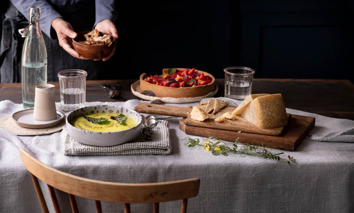 Beatrice Pilotto Food Lifestyle and Interiors photographer - COOK RICETTE TRENTINE