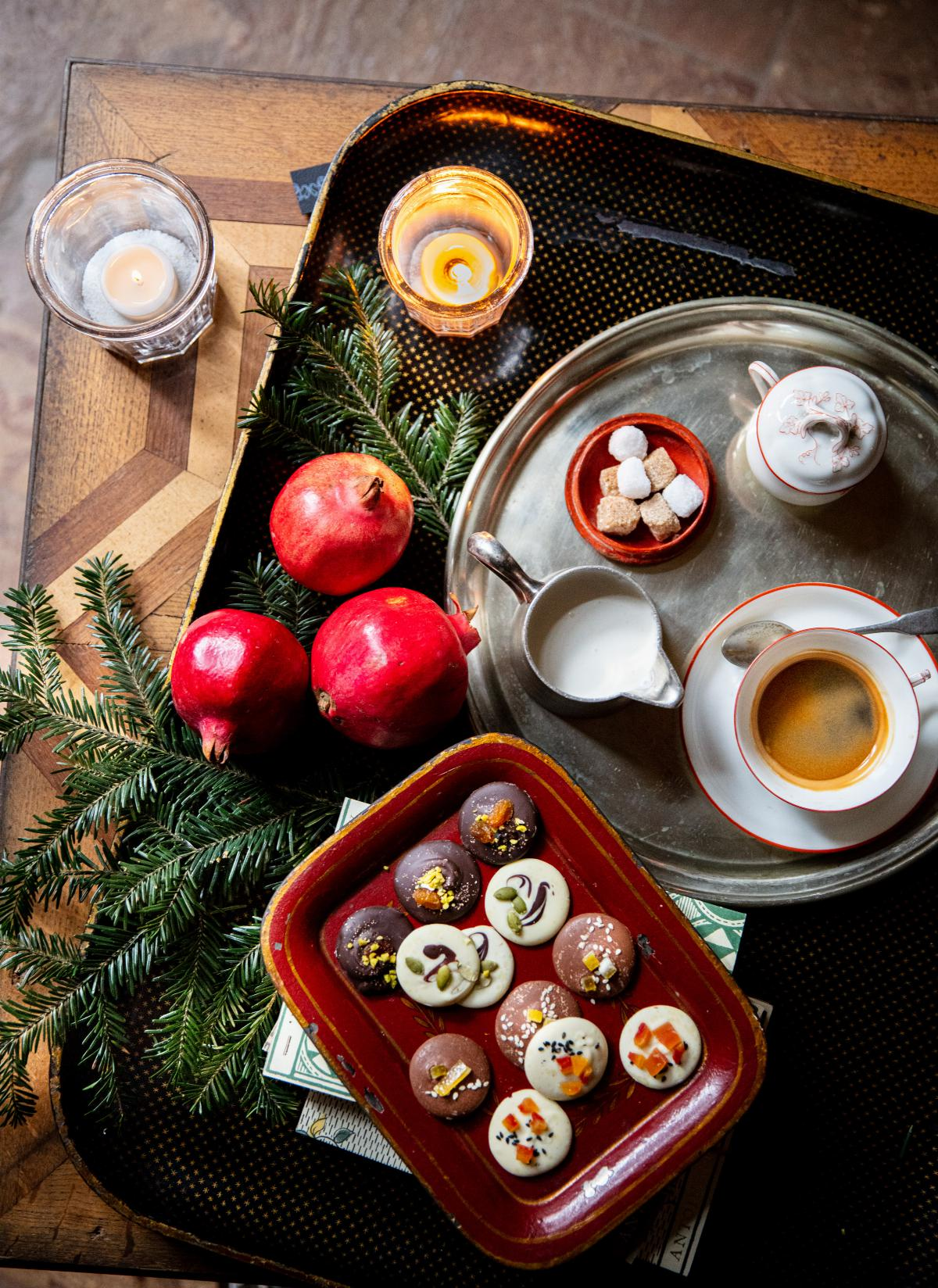 Beatrice Pilotto Food Lifestyle and Interiors photographer - CHRISTMAS AT RAW - SALE&PEPE