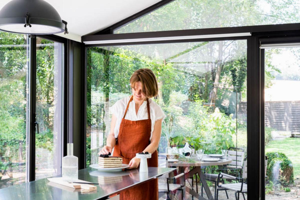 Beatrice Pilotto Food Lifestyle and Interiors photographer - GLASS HOUSE